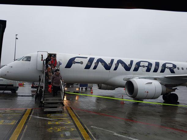 Finnair onnistui parantamaan kannattavuutta loppuvuonna.