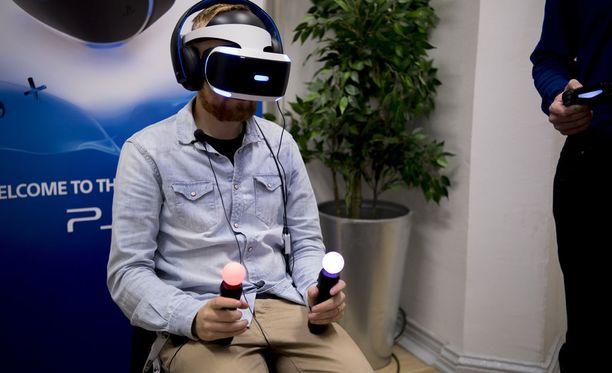 Playstationilta ennustetaan, että miljoonan myydyn virtuaalitodellisuusvisiirin raja menee rikki ennen huhtikuun puoliväliä.