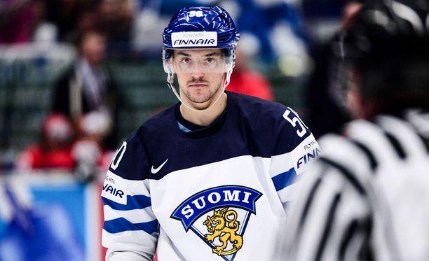 Maailmanmestari Juhamatti Aaltonen on automies.