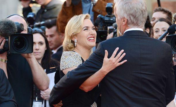 Kate Winslet on varmasti kiitollinen James Cameronille, joka aikoinaan valitsi nuoren tähdenalun jättielokuvaansa.