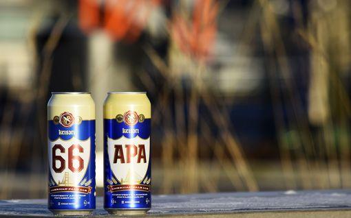 Tuttu oluttölkki menee uusiksi - kansainvälinen lakifirma kävi nokialaisen pienpanimon kimppuun