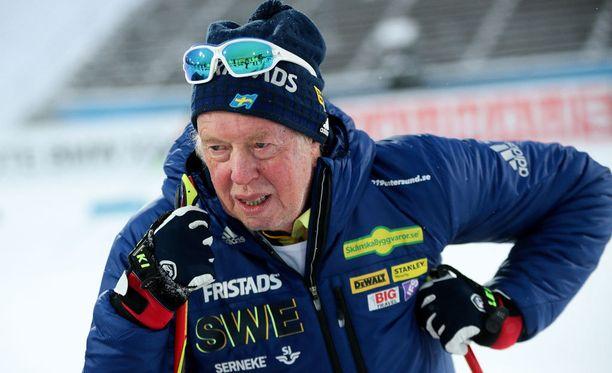 Wolfgang Pichlerkin saattaa joutua olympiapannaan.