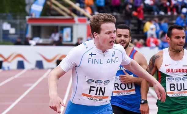 Lasse Virén nosti esiin muun muassa superlupaus Samuel Purolan puhuttaessa yleisurheilun tulevaisuuden toivoista.