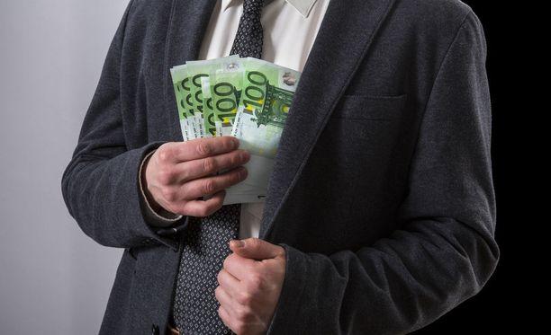 Suomessa on kolmanneksi vähiten korruptiota maailmassa, kertoo Tranparency Internationalin tuore indeksi.
