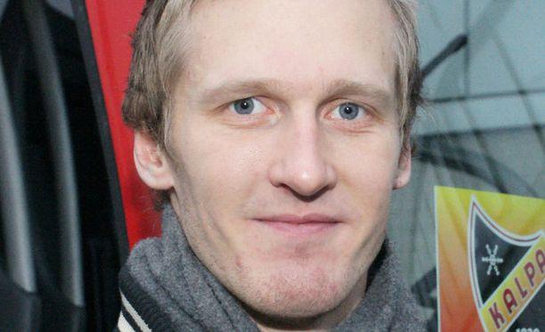Ari Ahonen lähti Vladivostokista.