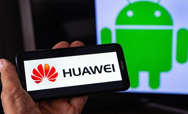 Myyntikieltojen myötä Android ei ole enää entisensä Huawein tulevissa puhelimissa.