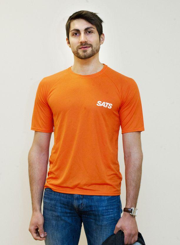 Sami Itani äänestettiin SUL:n puheenjohtajaksi.