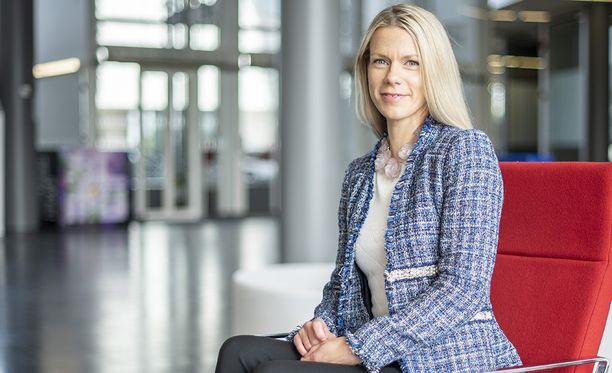 Iltalehden vastaava päätoimittaja Erja Yläjärvi aloittaa uuden pestinsä syyskuussa.