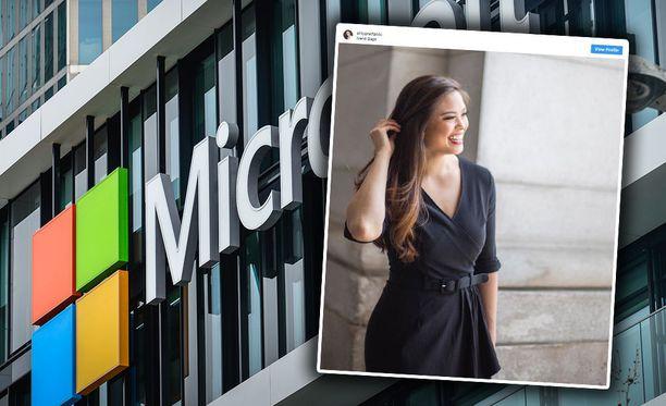Allison Farris haluaa rohkaista naisia hakeutumaan teknologia-alalle.