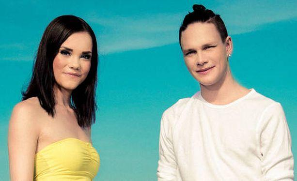 Noora ja Lauri olivat eronneet jo ennen TIS-reissua.