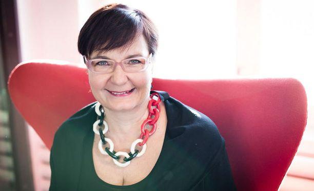 Leena Puntila ei jatka Bauer Median toimitusjohtajana.