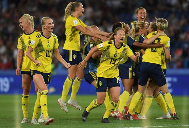 Ruotsalaispelaajat haluavat voittaa MM-kultaa.