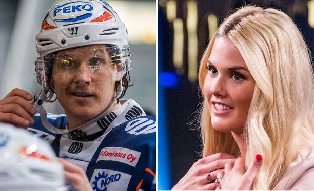 Alexander Bonsaksen ja Silje Norendal ovat seurustelleet jo muutaman vuoden.