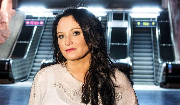 Ruotsissa Anja Kontor nähdään parhaillaan tv-ruudussa sarjansa kuudennen tuotantokauden jaksoissa.