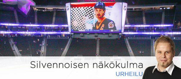 NHL:ssä pelataan kaukalosta lähtien erilaisilla säännöillä kuin Euroopassa.