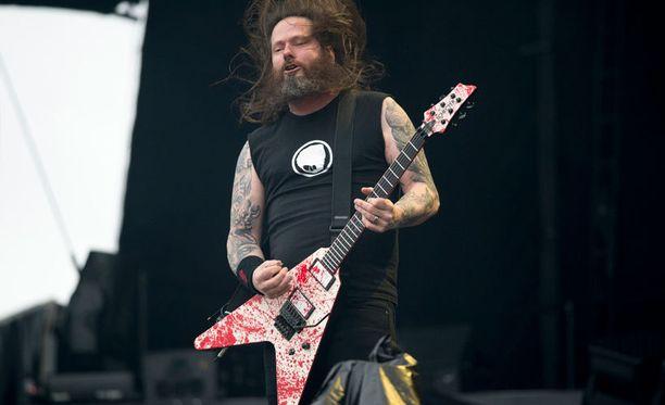 Slayer laittoi yleisöön vipinää keskiviikkona Helsingissä.
