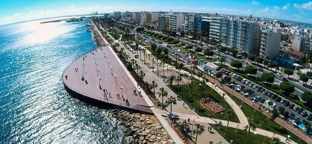 Kasinokylä rakennetaan Limassoliin.