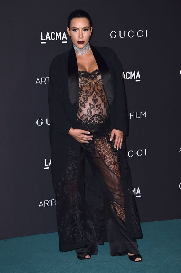 Kim Kardashian sai hiljattain toisen lapsensa.