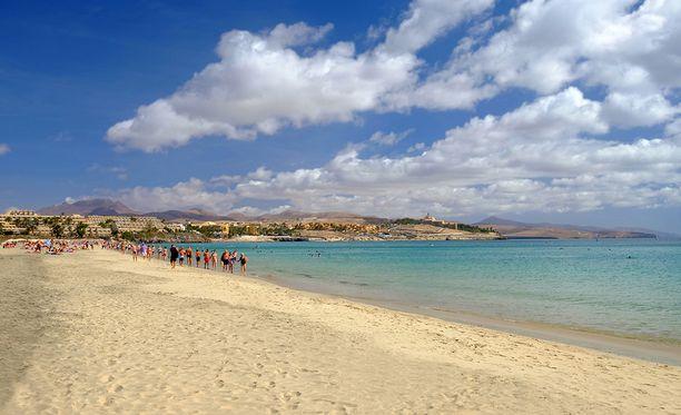Entä jos lähtisit Fuerteventuralle?