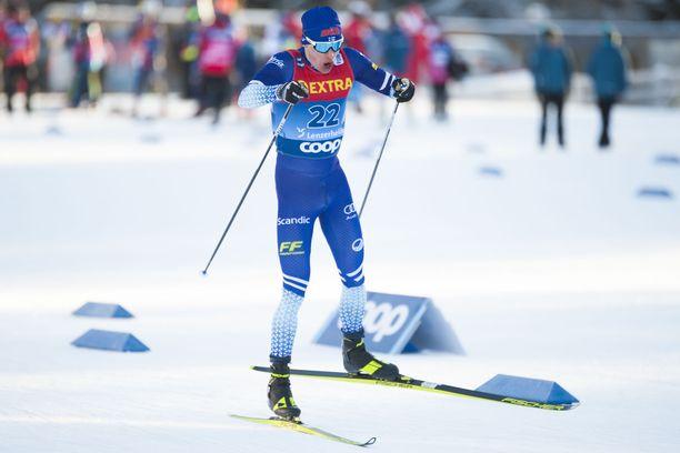 Iivo Niskasella ei kulkenut Tourin toisella etapilla.