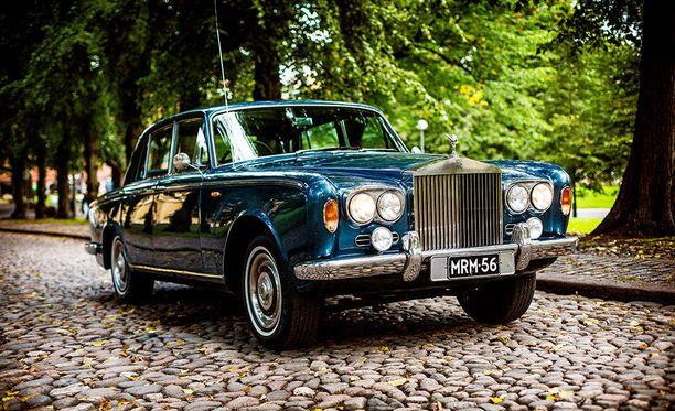 Auto on tuotu Yhdysvalloista Suomeen vuonna 1992.