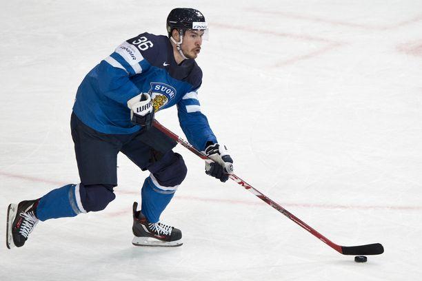 Joonas Järvinen tulee ainakin lyhyelle visiitille SM-liigaan.