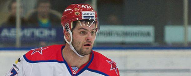 Aleksander Radulov voitti runkosarjan pistepörssin.