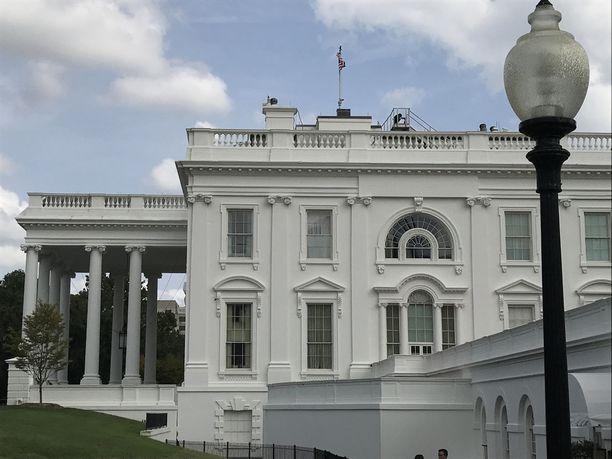 Iltalehden toimittaja Kreeta Karvala on Washingtonissa seuraamassa tapahtumia.