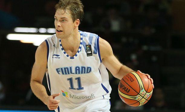 Petteri Koponen on Suomen hyökkäyspelin aivot.