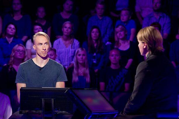 Juha-Matti sai mukaansa kilpailusta lopulta 1000 euroa.