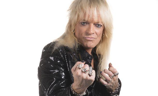 Michael Monroella on sananen sanottavanaan edeltäjilleen illan The Voice of Finlandissa.