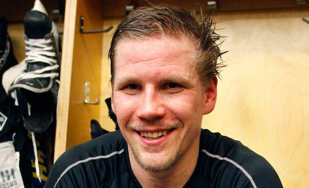 Ilkka Mikkola on juhlinut mestaruuksia myös vuoden 1998 jälkeen - SM-liigassa.
