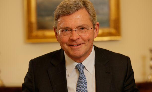 Christian Clausen on toiminut kahdeksan vuotta Nordean konsernijohtajana.
