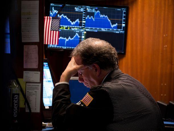 Yhdysvaltain keskuspankki laski ohjauskorkonsa käytännössä nollaan.