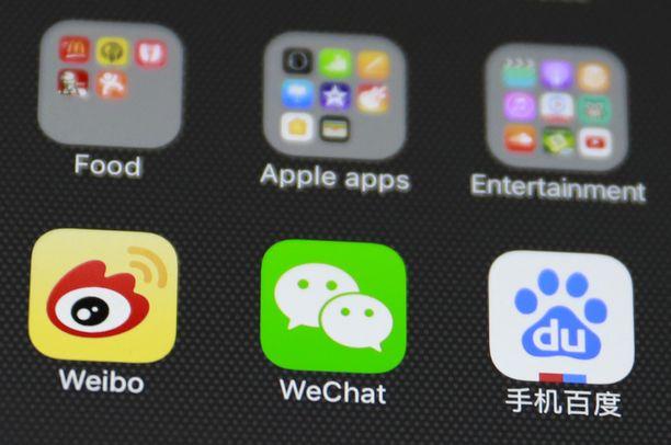 Tragediaa on puitu muun muassa Weibossa.