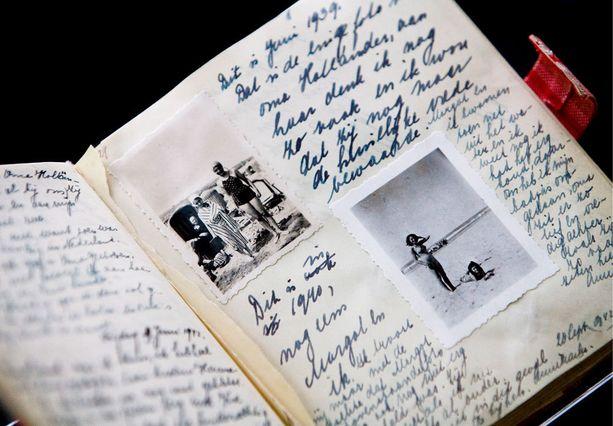 Nuoren tytön päiväkirja julkaistiin vuonna 1947, pian toisen maailmansodan jälkeen.