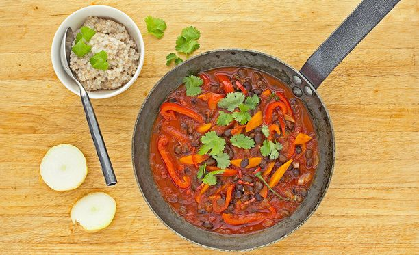 Maistuisiko chili sin carne?