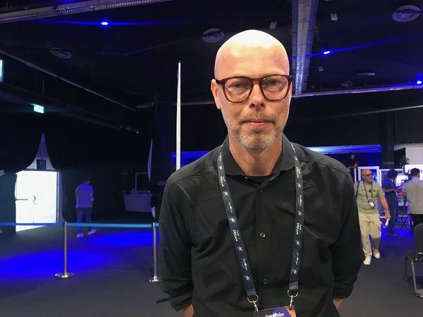 Anders Nunstedt uskoo Hollannin mahdollisuuksiin.