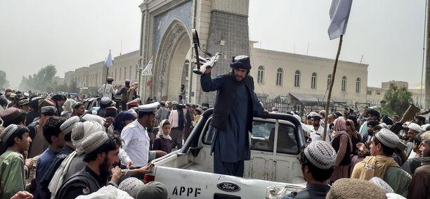 Talibanin hallitsema Afganistan luo haasteita myös Euroopalle.