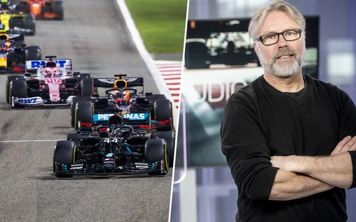 """Täystyrmäys erikoiselle F1-radalle – """"Väkisin tehty"""""""