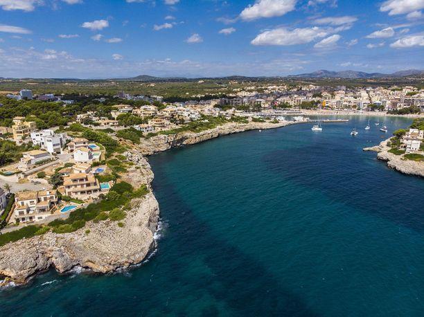 Vain naisille tarkoitettu Som Dona -hotelli sijaitsee Mallorcan Porte Cristossa.