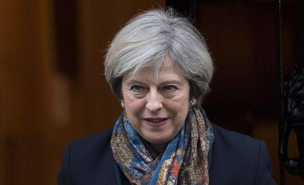 Britannian pääministerin Theresa Mayn hallitus olisi halunnut käynnistää eroprosessin ilman parlamentin vahvistusta.