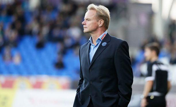 Juha Malinen uskoo maajoukkueen selviävän ilman Roman Eremenkoa.