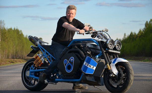 Jarmo Kelahaara on toiminut alan yrittäjänä yli 20 vuotta.