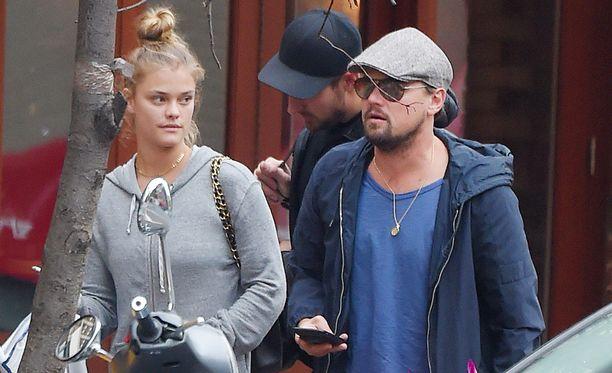 Nina ja Leonardo ovat pitäneet yhtä kesästä saakka.