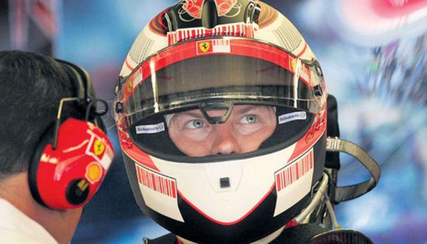 Ferrarilla on mahdollisuus katkaista McLarenin voittokulku MM-sarjassa.