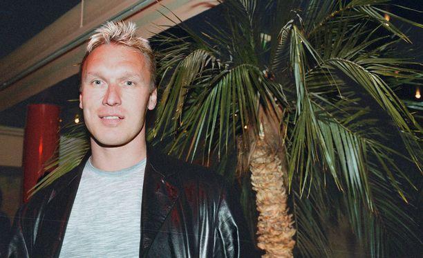 Mika Lartama vuonna 2000.
