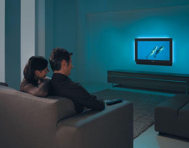 Ambilight-teknologia on Philipsin kehittämä.