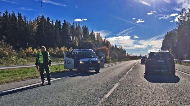 Puukotus tapahtui valtatien keskiviheriöillä 2. lokakuuta.