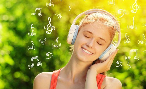 Oleellista musiikin kuntoutuskäytössä on se, että musiikki on potilaalle mieluista.